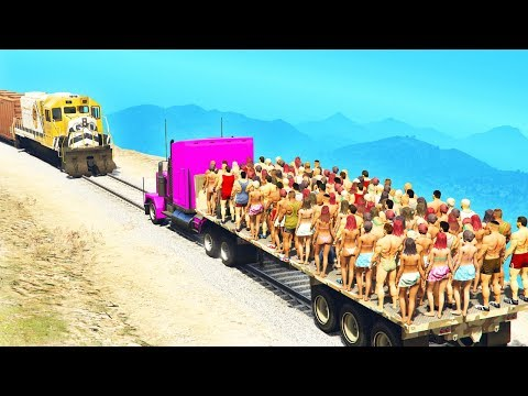 BEST GTA 5 WINS & FAILS! #95 (GTA 5 Epic & Funny Moments Compilation)