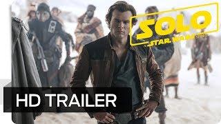 SOLO: A Star Wars Story - Offizieller Trailer (Deutsch/German) | Star Wars DE