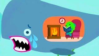 Baby Sago Mini Ocean Swimmer - Baby Explore Magical Underwater World With Fins - Fun Kids Games App