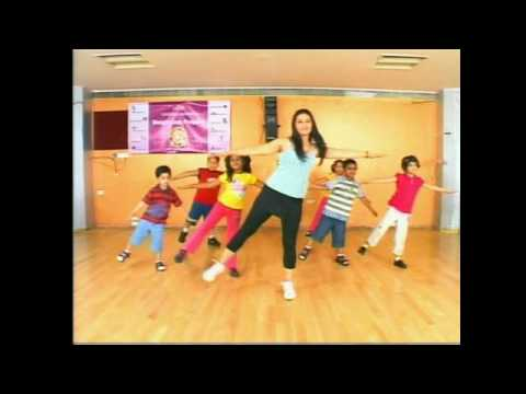 Bollywood Dance for Kids - Jai Ho