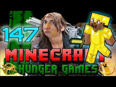 Minecraft: Hunger Games w/Mitch! Game 147 - Chicken Nugget Budder Champ!