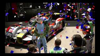 Gran Turismo™SPORT Daily Race 356 Le Mans Audi R18 Onboard