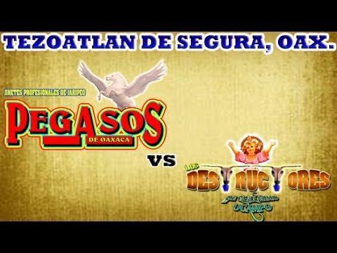 Pegasos De Oaxaca Vs Los Destructores De Memo Ocampo En Tezoatlan De Segura, Oaxaca