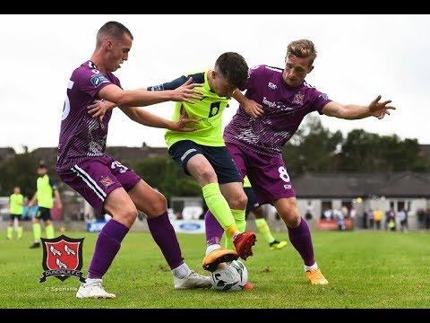 HIGHLIGHTS   Cobh Ramblers 0-1 Dundalk FC   10.08.2019