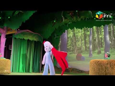 In the night garden LIVE SHOW funny Igglepiggle UpsyDaisy Makka Pakka Pinky Ponk Churchill Theatre