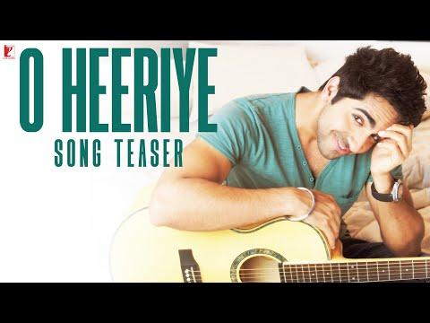 Ayushmann Khurrana's O Heeriye - Song Teaser