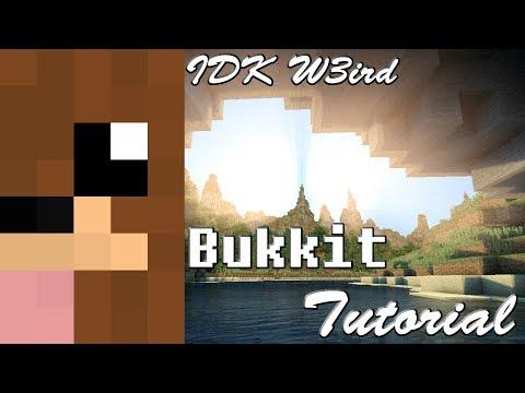 How to make your MineCraft Server Spawn [Bukkit] [Part 2]