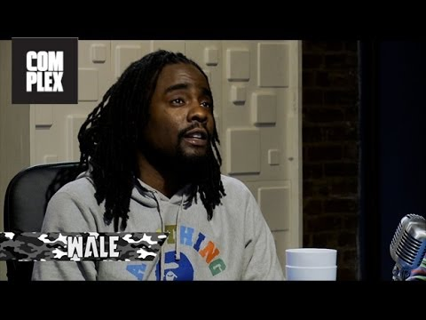 Wale On The Combat Jack Show Ep. 3 (talks About Being Misunderstood) video