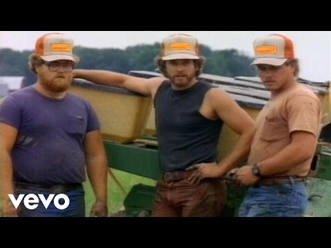 John Mellencamp - Rain On The Scarecrow Video