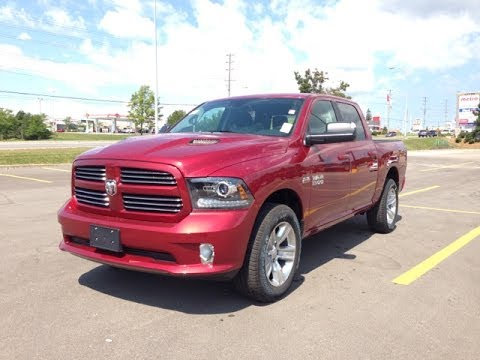 2014 Ram 1500 Sport Crew Cab Walk Around Maciver Dodge