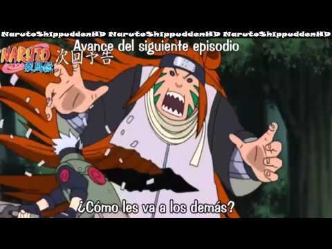 Naruto Shippuden 321 Avances