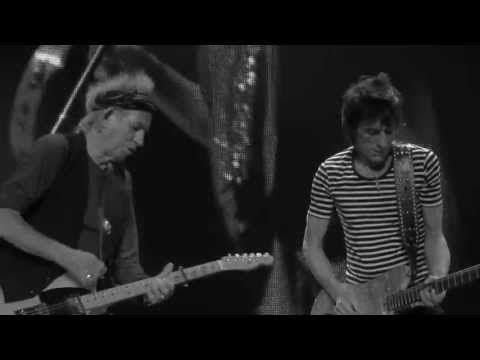 The Rolling Stones - Jumpin' Jack Flash ( Front Row ) - Live @ The Honda Center 5-18-13 in HD