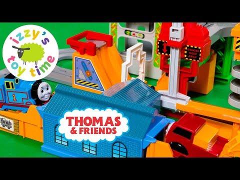 RARE THOMAS TRAIN TOMY! Thomas and Friends Big Big Loader   Fun Toy Trains for Kids
