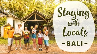 BEST BALI EXPERIENCE | Staying with Locals on Bali