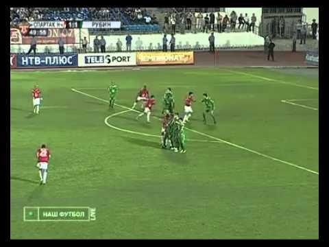 Спартак-Нальчик - Рубин 1-1