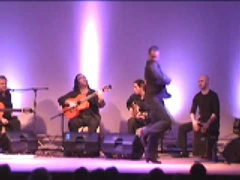 Rafael CortesAlegria baile: Antonio Arrebola 2/3