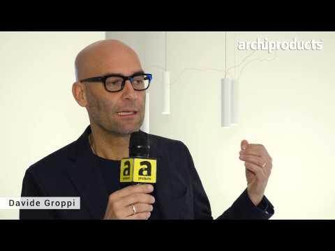DAVIDE GROPPI | Davide Groppi | Archiproducts Design Selection - Salone del Mobile Milano 2015
