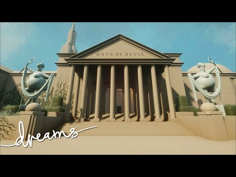 Dreams PS4 - Underrated Museum Level | Let's Play #1 (New Beta Gameplay) thumbnail