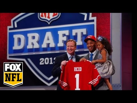 NFL Draft 2013: San Francisco 49ers take Eric Reid No. 18