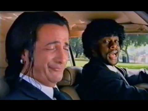 1995 MTV Movie Awards Parody - Pulp Fiction