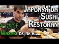 Bastım Wasabiyi   Sushi Japonya'da Yenir (Laan)   Japonic