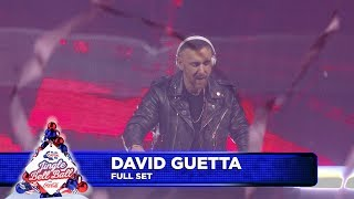 David Guetta Full Set Live At Capital 39 S Jingle Bell Ball 2018