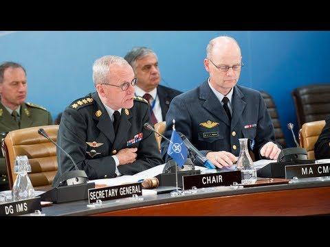 NATO Chiefs of Defence Meeting - Opening remarks by the Chairman of the Military Committee