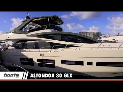 Astondoa 80 GLX: First Look Video
