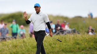 Highlights: Koepka's solid second-round 69 at the 2019 Open Championship