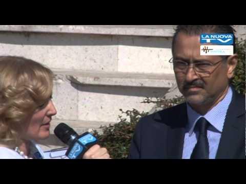 Intervista Marcello Pittella - Festa della Madonna del Sacro Monte di Viggiano