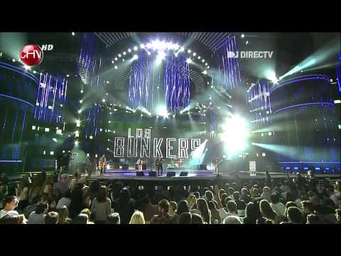 Los Bunkers - Festival De Viña Del Mar 2012 (Completo & FullHD)