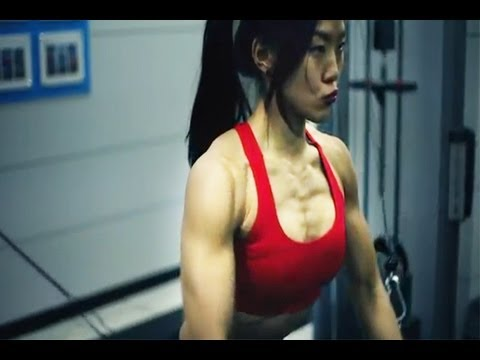 Amazing ASIAN Ab WORKOUT With Lee Jin Won