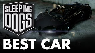 Sleeping Dogs Definitive Edition Best Car