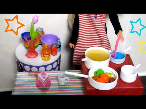 How to make doll size pots and pans - EP