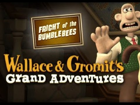 Wallace & Gromit's Grand Adventures: Episode 1: Fright Of The Bumblebees (xbla) video