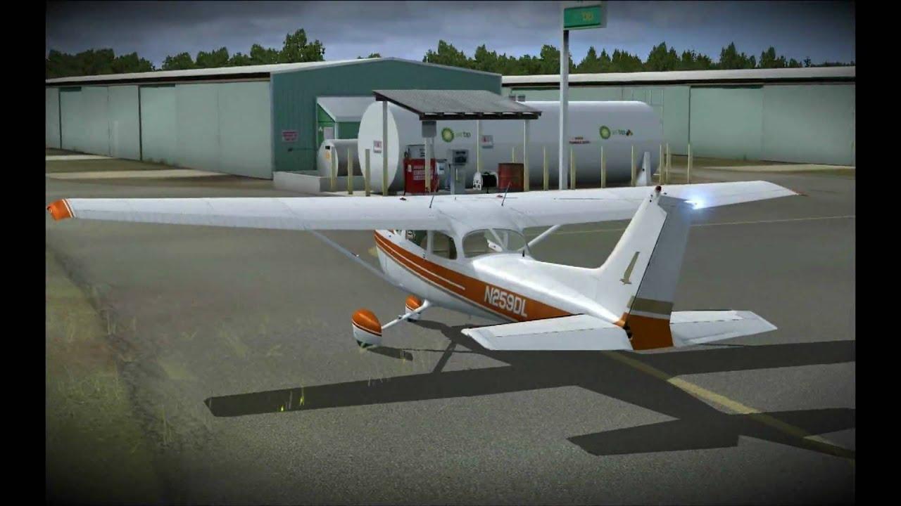 Carenado Cessna Carenado Cessna 172 Orbyx