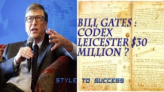 Bill Gates style to succes, the richest man and powerful of the world !