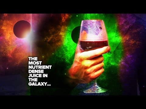 The Most Nutrient Dense Juice In The Galaxy - Saturday Strategy