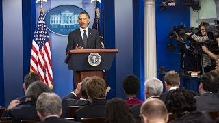 President Obama Speaks on Senate Efforts to Confirm Presidential Nominees  11/22/13