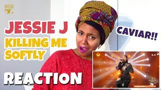 Download Lagu Jessie J - Killing Me Softly With His Song | Singer 2018 | M-ANGEL REACTION Gratis STAFABAND