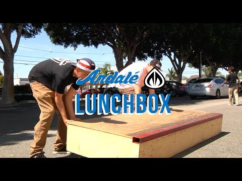 Andale Lunch Box Mainline Skate Shop