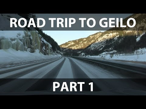 #59 Road trip to Geilo part 1