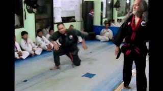 Kombat Aikido - Tapondo  International