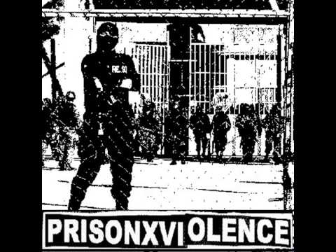 Prison Violence - Split w/ Skuff, Violent Gorge, Selfish Beings [2012]