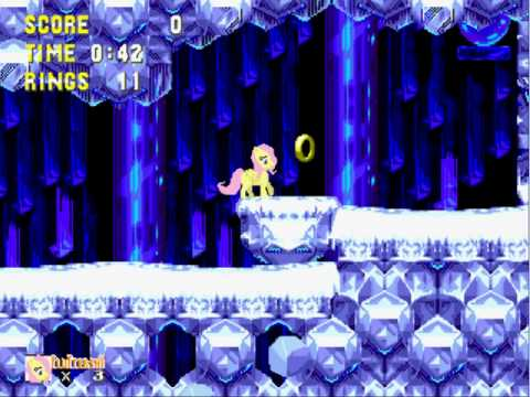 Sonic Hedgehog Pony Sonic The Hedgehog 3
