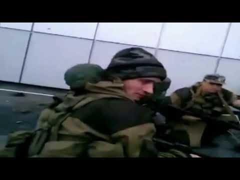 Militias Attack Donetsk Airport | Ukraine War