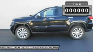 2017 Jeep Grand Cherokee Lawrenceville GA L743006