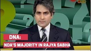 DNA Analysis on NDA's majority in Rajya Sabha