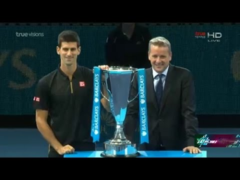 Novak Djokovic vs Andy Murray - Hightlights Final Match