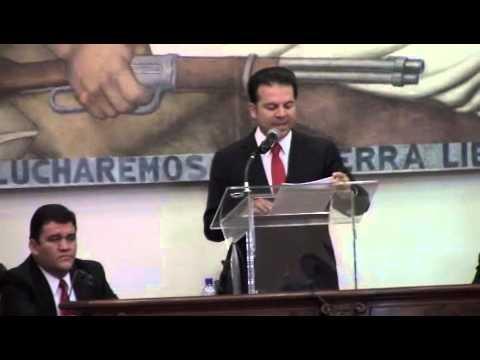 Esteban Villegas: Primer Informe de Gobierno Municipal.